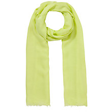 Buy John Lewis Plain Wrap Scarf Online at johnlewis.com