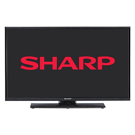 "Buy Sharp LC39LD145 LED HD 1080p TV, 39"" with Built-in Freeview Online at johnlewis.com"
