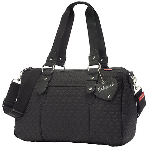 Buy Babymel Ella Quilted Changing Bag Online at johnlewis.com