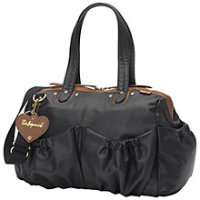 Buy Babymel Wendy Changing Bag, Black Online at johnlewis.com