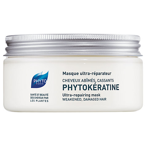 Buy Phyto Keratine Ultra-Repairing Mask, 200ml Online at johnlewis.com