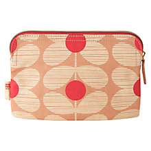 Buy Orla Kiely Flower Print Cosmetics Bag Online at johnlewis.com
