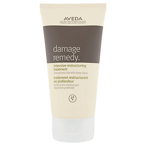 Buy Aveda Damage Remedy Intensive Treatment, 150ml Online at johnlewis.com