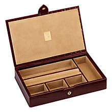 Buy Aspinal of London Paris Jewellery Box Online at johnlewis.com