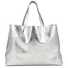 Buy Collection WEEKEND by John Lewis Morgan Leather Tote Handbag Online at johnlewis.com