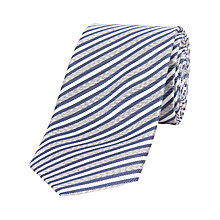 Buy Ted Baker Stripto Stripe Tie Online at johnlewis.com