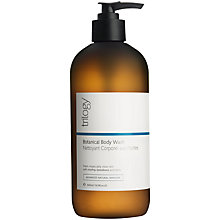 Buy Trilogy Botanical Body Wash, 500ml Online at johnlewis.com