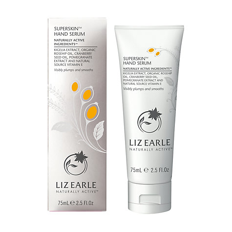 Buy Liz Earle Superskin Hand Serum, 75ml Online at johnlewis.com