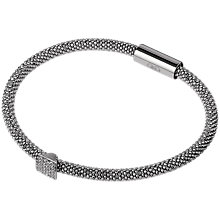 Buy Links of London Stardust Square Bracelet Online at johnlewis.com