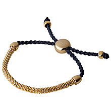 Buy Links of London Effervescence XS Cord Bracelet Online at johnlewis.com
