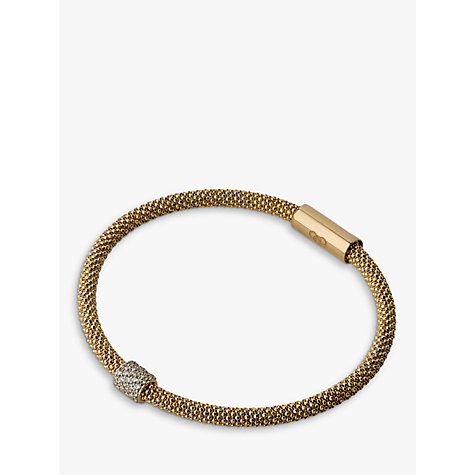 Buy Links of London Silver Plated Stardust Bead Bracelet Online at johnlewis.com