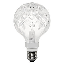 Buy Lee Broom 2W ES LED Clear Crystal Bulb, Clear Online at johnlewis.com