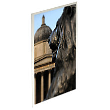 Buy Gallery One Lion Statue, Trafalgar Square Postcard Online at johnlewis.com