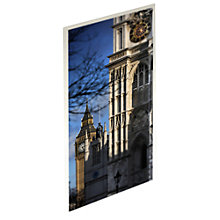 Buy Gallery One Westminster Abbey and Big Ben Small Postcard Online at johnlewis.com
