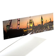 Buy Gallery One Houses of Parliament Panoramic Postcard Online at johnlewis.com