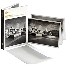 Buy Gallery One London 2 Folio of Notecard Greeting Cards, Pack of 10 Online at johnlewis.com