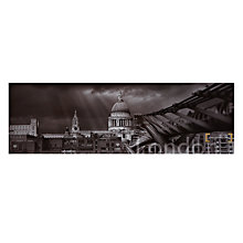 Buy Gallery One St. Paul's Cathedral Panoramic Postcard Online at johnlewis.com