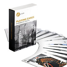 Buy Gallery One Scenes of London Playing Cards Online at johnlewis.com