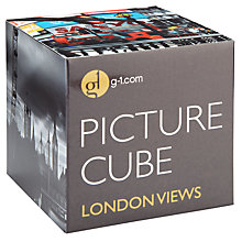 Buy Gallery One London Views Picture Cube Game Online at johnlewis.com