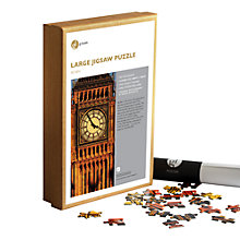 Buy Gallery One Big Ben 207 Piece Jigsaw Puzzle Online at johnlewis.com