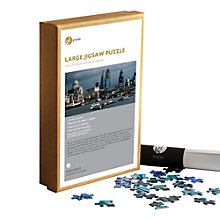 Buy Gallery One The City from Westminster 207 Piece Jigsaw Puzzle Online at johnlewis.com