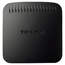 Buy TP-Link N600 Universal Dual Band WiFi Entertainment Adapter with 4 Ethernet Ports Online at johnlewis.com