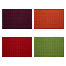 Buy John Lewis Al Fresco Placemats, Set of 4 Online at johnlewis.com