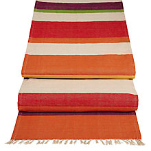 Buy John Lewis Al Fresco Tasseled Runner Online at johnlewis.com