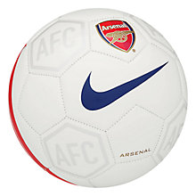 Buy Nike Arsenal Supporters Football Online at johnlewis.com