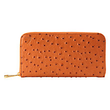 Buy Aspinal of London Continental Zip Around Clutch Wallet Online at johnlewis.com