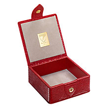 Buy Aspinal of London Small Stud Jewellery Box Online at johnlewis.com