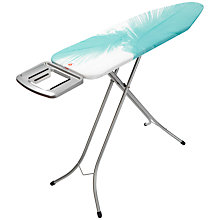 Buy Brabantia Feathers Ironing Board, L124 x W38cm Online at johnlewis.com