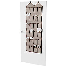 Buy neatfreak closetMAX Greystone Over the Door Shoe Organiser Online at johnlewis.com