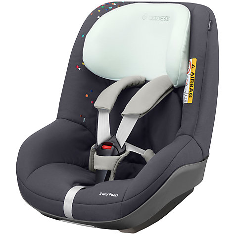 Buy Maxi-Cosi 2wayPearl i-Size Car Seat, Confetti Online at johnlewis.com