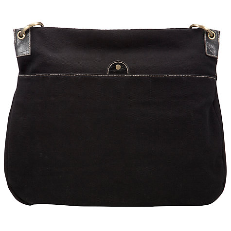 Buy Storksak Jess Changing Bag, Black Online at johnlewis.com