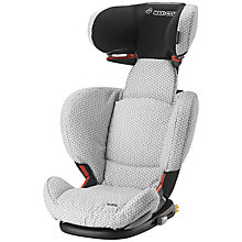 Buy Maxi-Cosi RodiFix Car Seat, Graphic Crystal Online at johnlewis.com