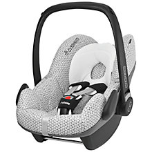Buy Maxi-Cosi Pebble Infant Carrier, Graphic Crystal Online at johnlewis.com