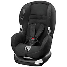 Buy Maxi-Cosi Priori XP Car Seat, Modern Black Online at johnlewis.com