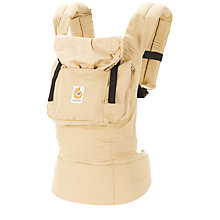 Buy Ergobaby Original Classic Baby Carrier, Camel Online at johnlewis.com