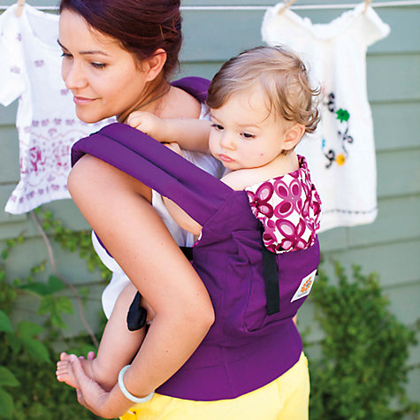 Buy Ergobaby Original Baby Carrier, Purple Mystic Online at johnlewis.com