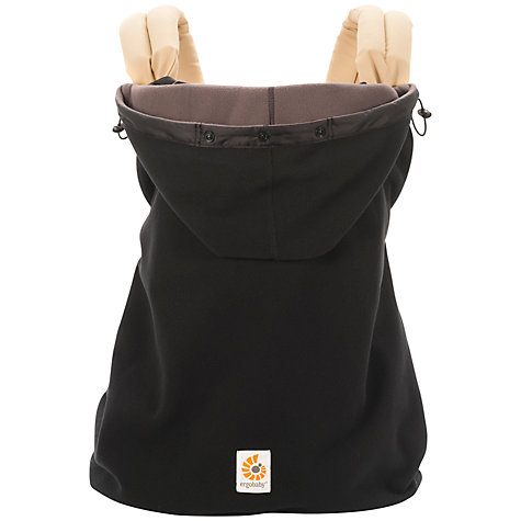 Buy Ergobaby Winter Weather Cover, Black Online at johnlewis.com