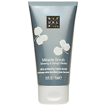 Buy Rituals Miracle Scrub Hand Scrub, 75ml Online at johnlewis.com