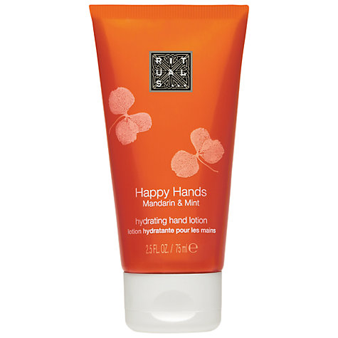 Buy Rituals Happy Hands Hand Lotion, 75ml Online at johnlewis.com
