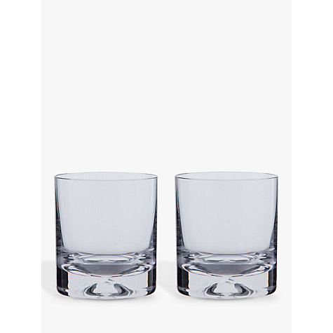 Buy Dartington Crystal Dimple Old Fashioned Whiskey
