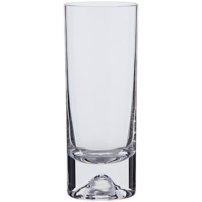 Dartington Crystal Dimple Highball Glasses, Set of 2