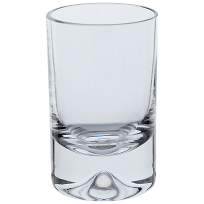 Dartington Crystal Dimple Shot Glasses, Set of 2