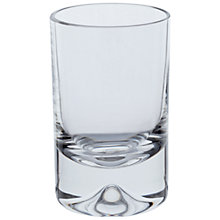 Buy Dartington Crystal Dimple Shot Glasses, Set of 2 Online at johnlewis.com