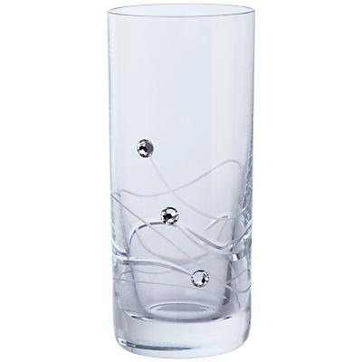 Dartington Crystal Glitz Shot Glasses, Set of 2