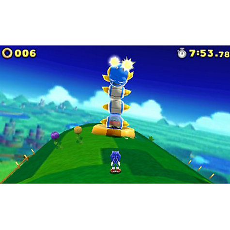 Buy Sonic: Lost World, 3DS Online at johnlewis.com