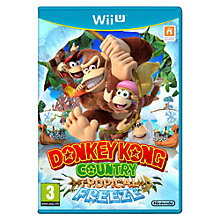 Buy Donkey Kong Country: Tropical Freeze, Wii U Online at johnlewis.com